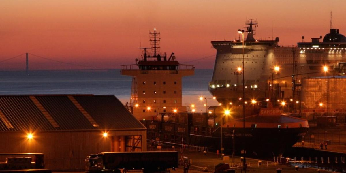 ABP Humber signs new trade deal with the world's largest container shipping line image