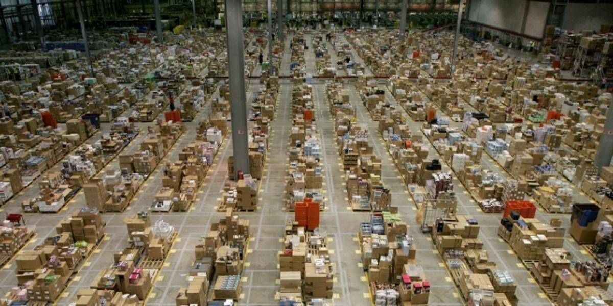 Blackstone spends $18bn on US warehouses image