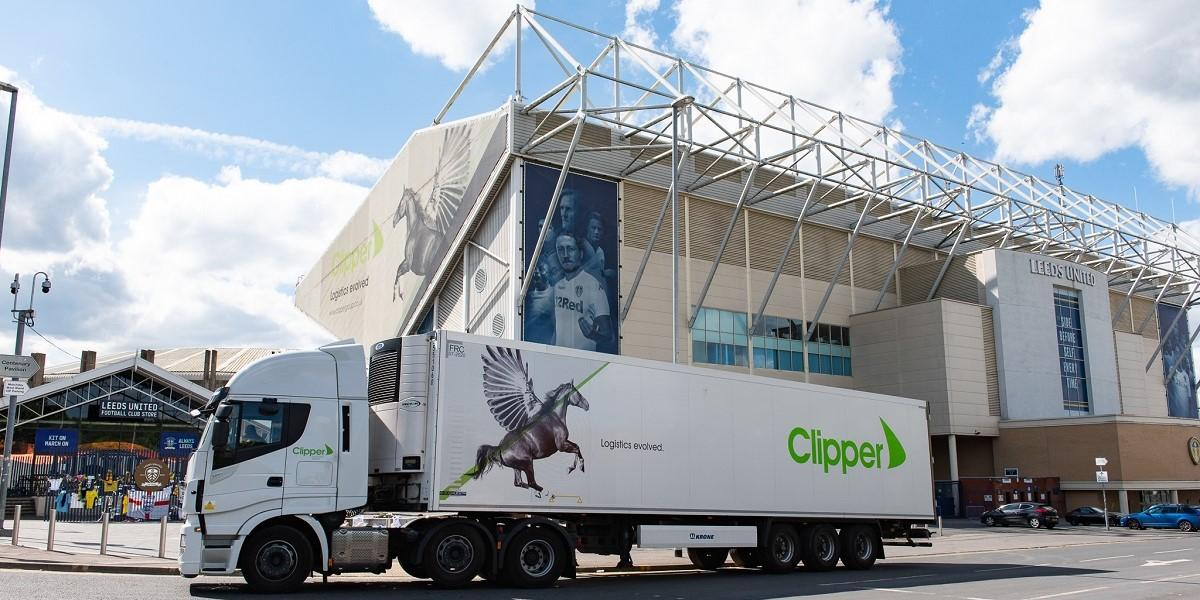 Clipper Logistics partners with Leeds United Foundation to support Leeds City Council emergency food bank image