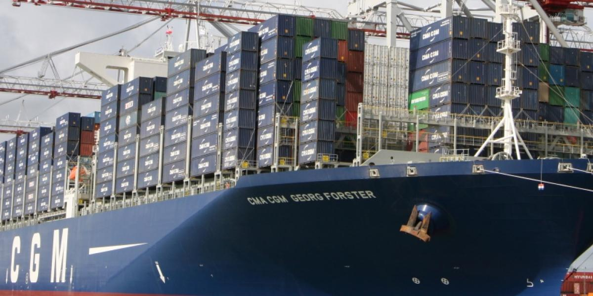 CMA CGM places customer centricity and digitalization at the centre of its strategy image