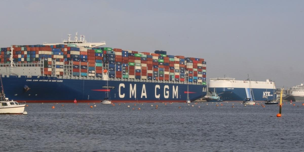The CMA CGM Group reduces its debt and immediately increases its liquidity image