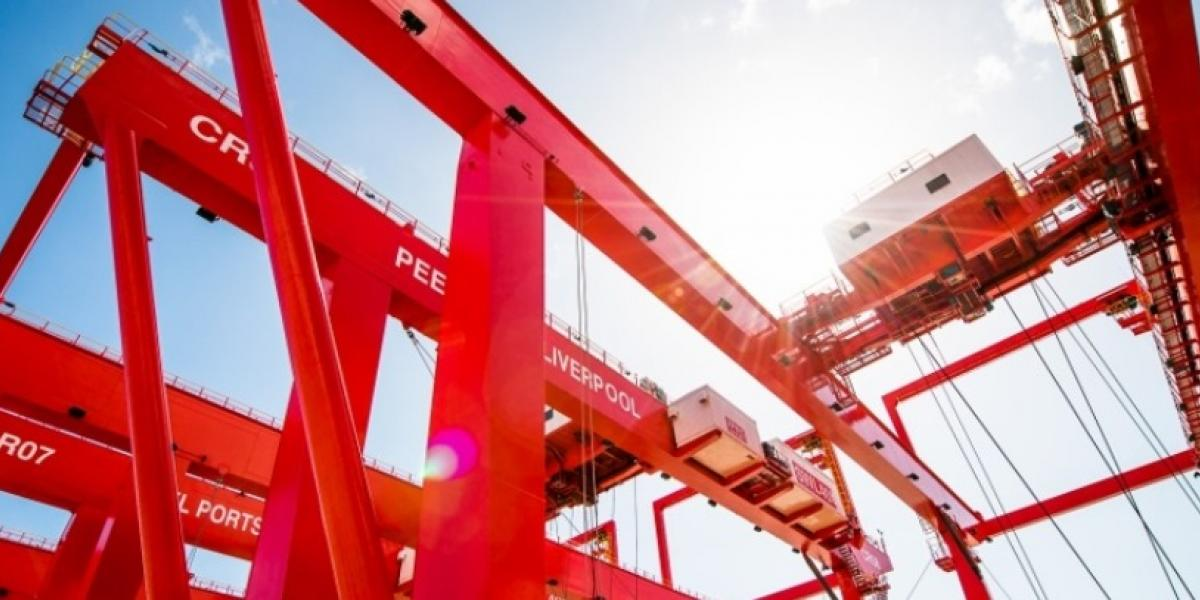 Peel Ports in venture to develop Liverpool container terminal image