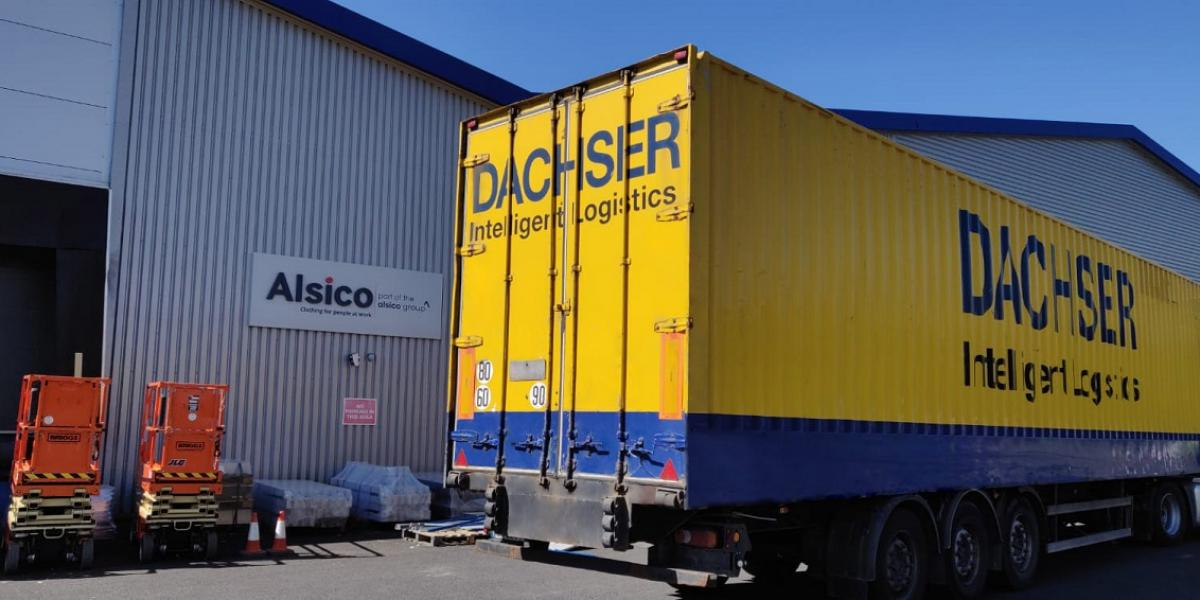 Dachser UK Working to Sustain the NHS Supply Chain image