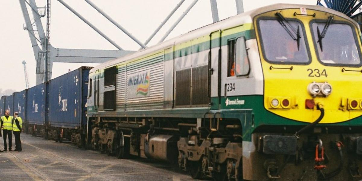 Irish Rail to invest in its Ballina Freight Terminal image