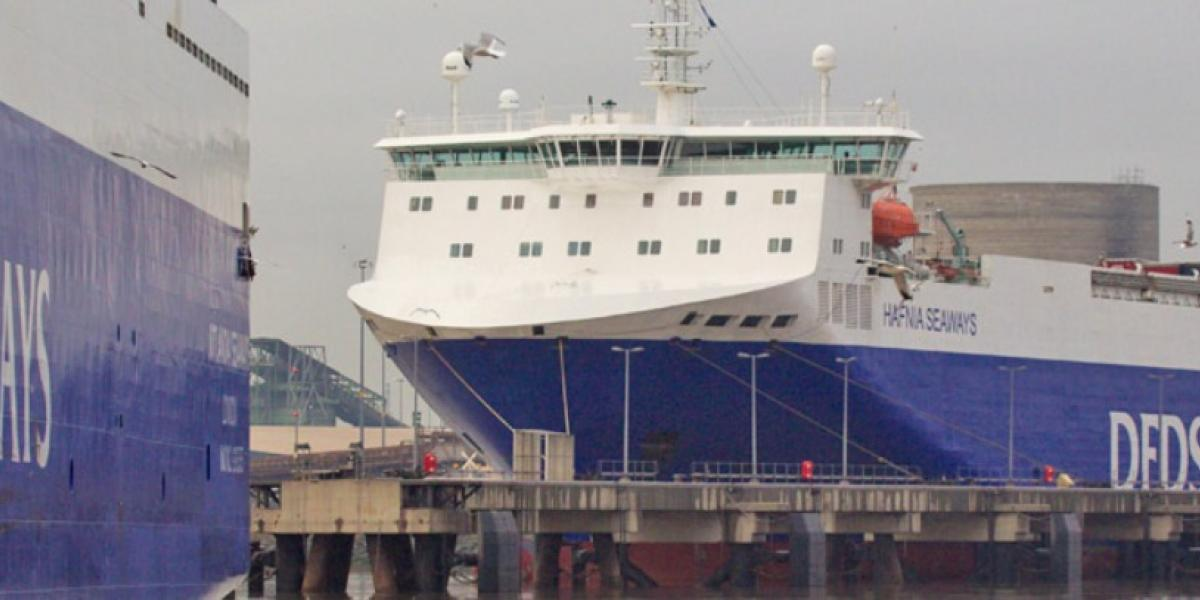 Port of Felixstowe and DFDS boost capacity image