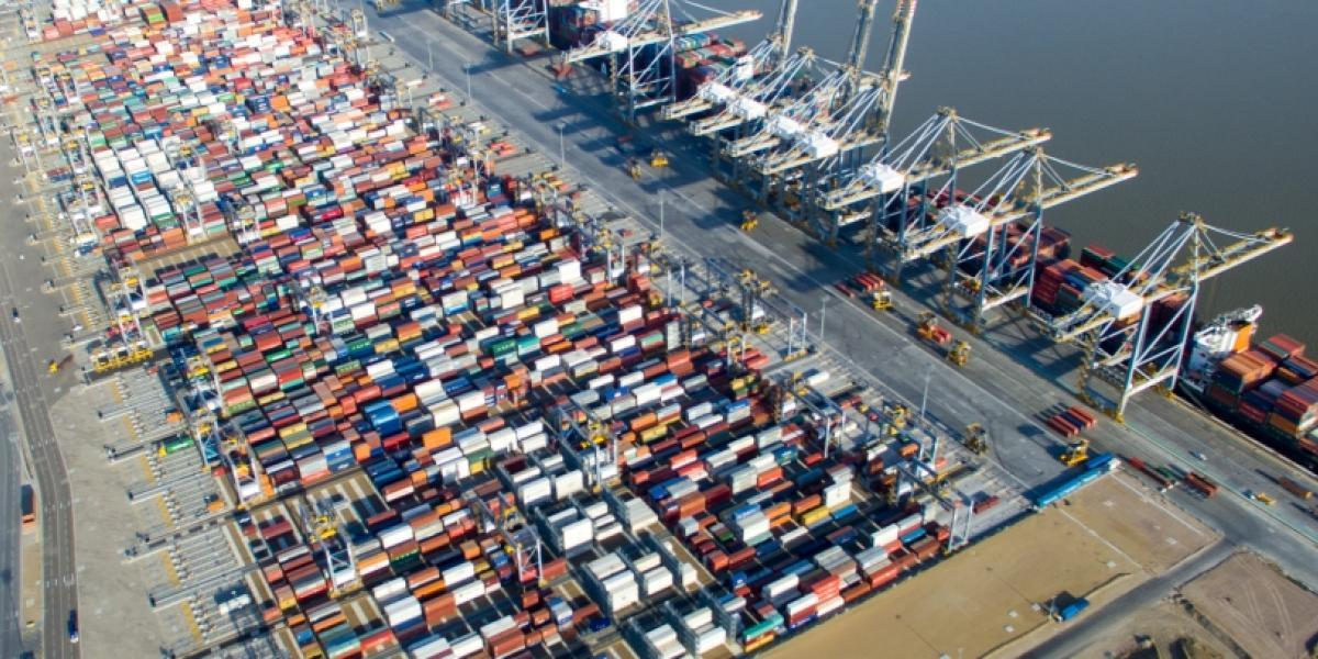 Solent Stevedores set to expand its container handling facility at DP World London Gateway image
