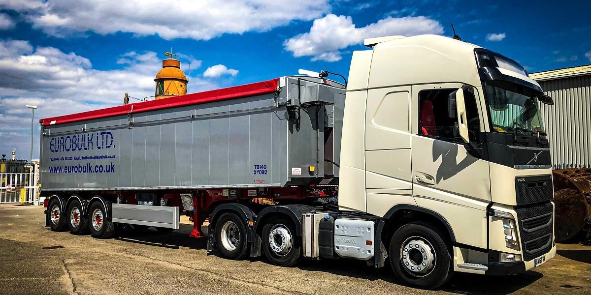 Swain Group expands tipper capabilities with Eurobulk acquisition image