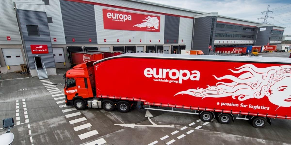 Europa turnover passes £200m image