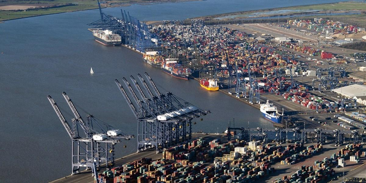 Port of Felixstowe upgrades RoRo facilities image