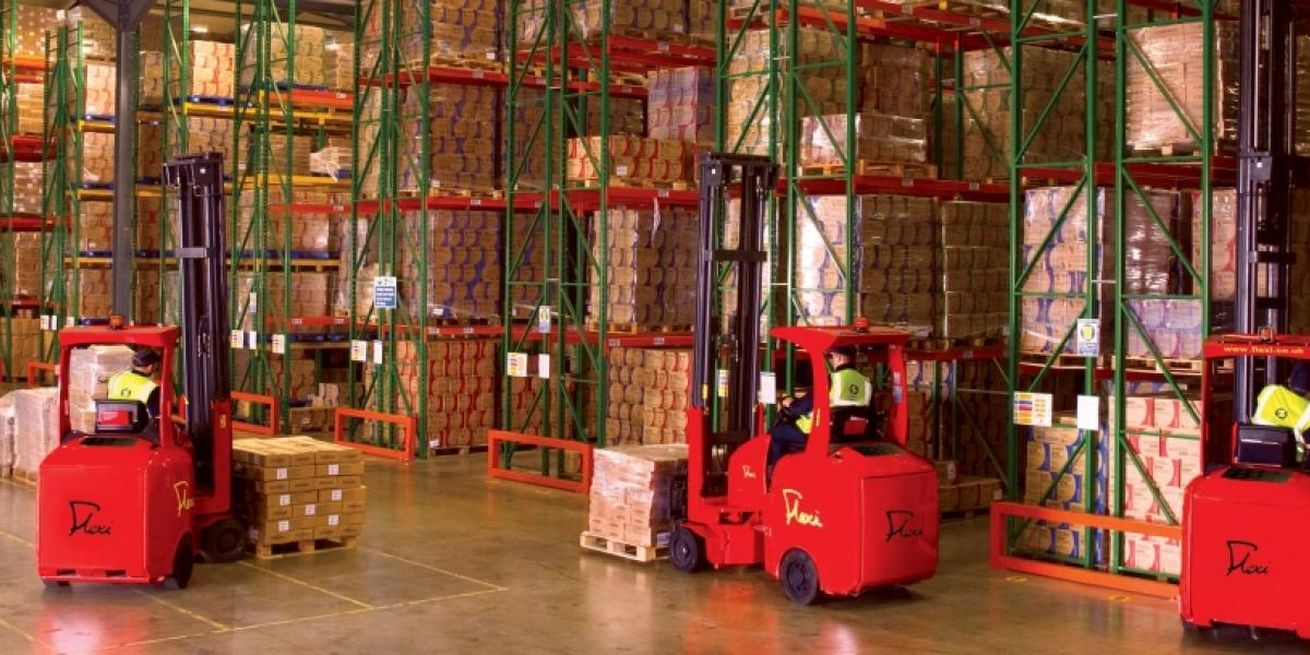 Flexi LiTHiON range of lithium-ion powered articulated trucks energise the forklift market image