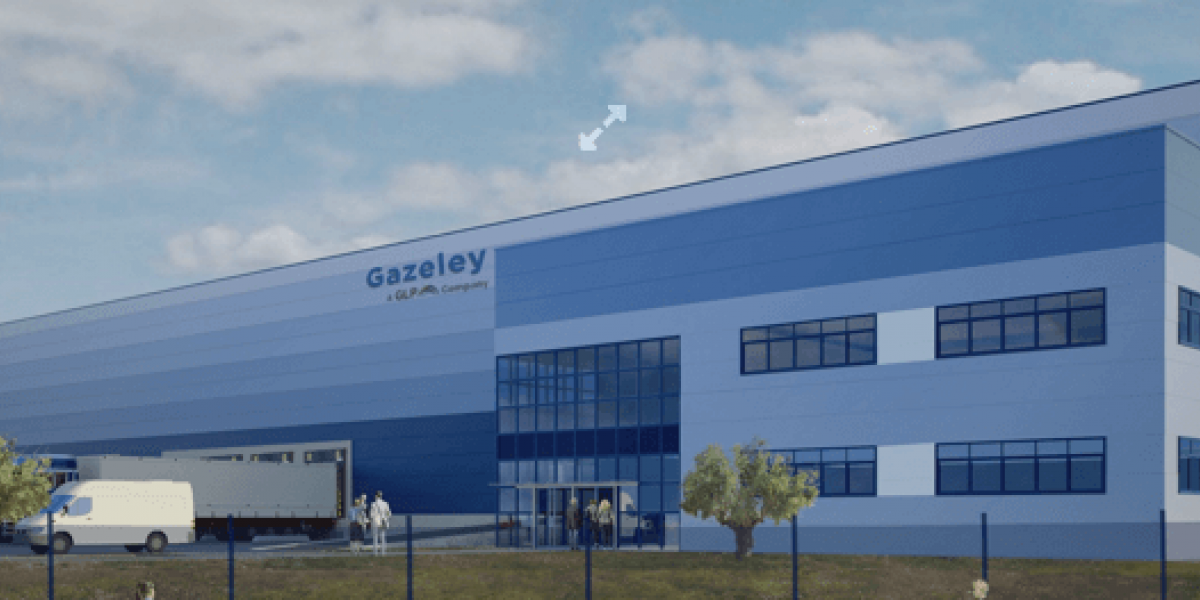 Gazeley warehouses