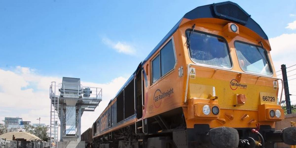 GB Railfreight announces new Chairman image