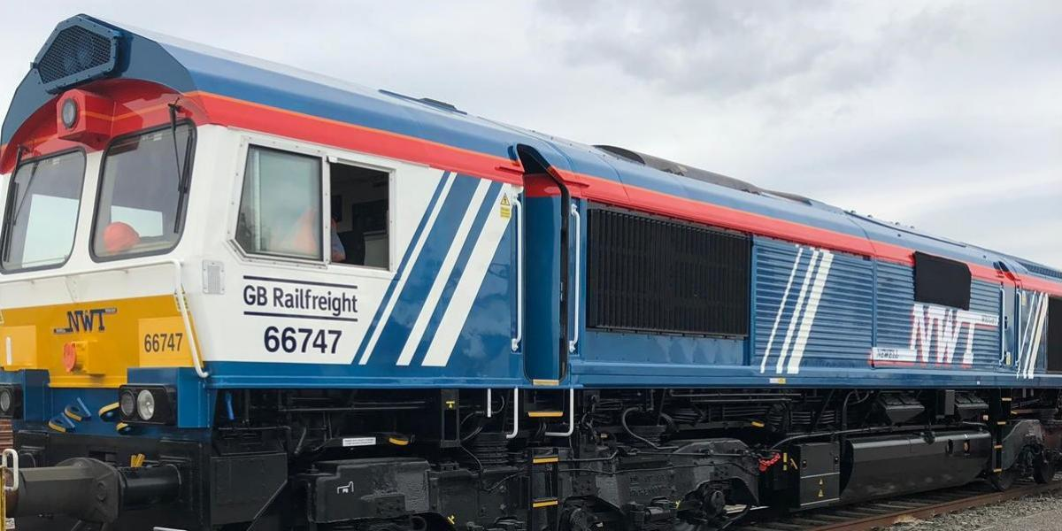 GB Railfreight announces lease of VTG Rail UK Ltd wagons image