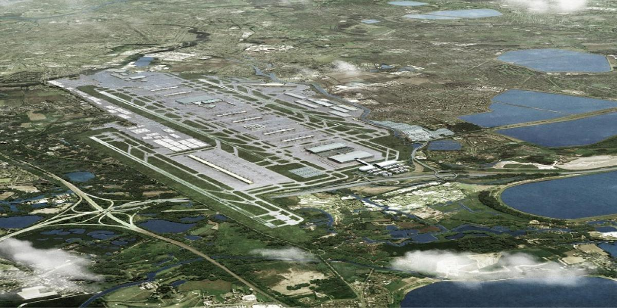 Heathrow's cargo movements forecast to surge by 53% image