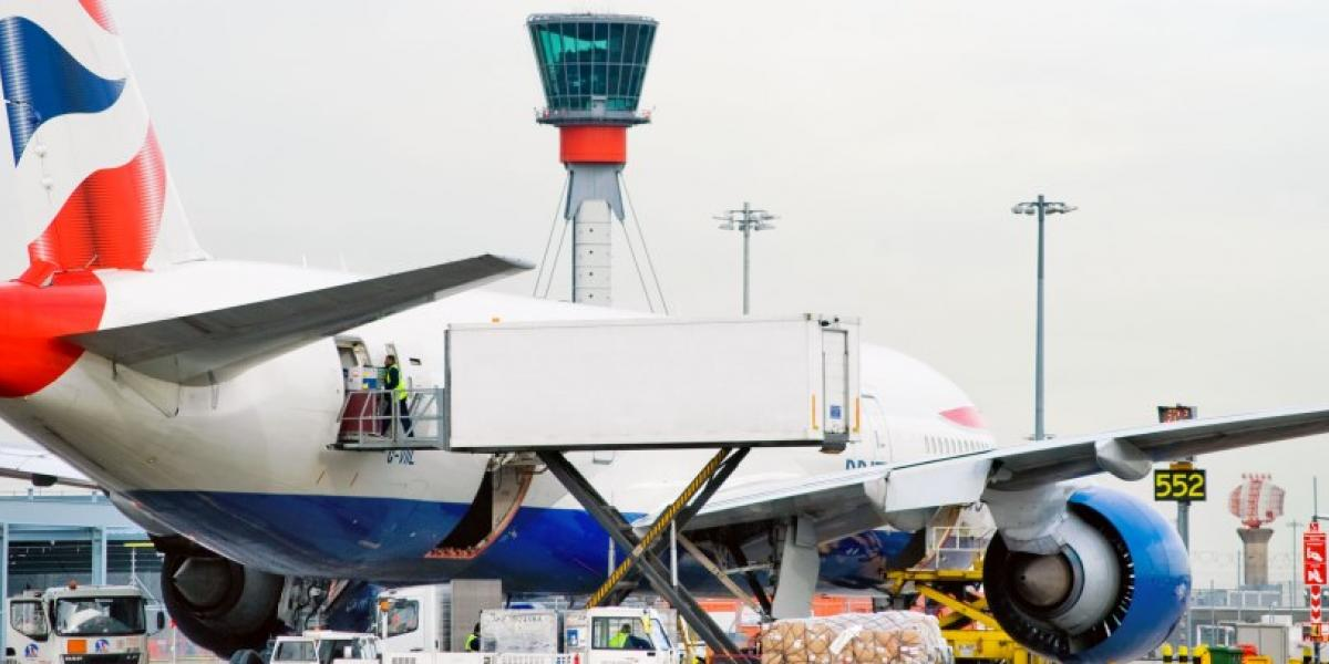 Kerry Logistics moves into new Heathrow facility  image
