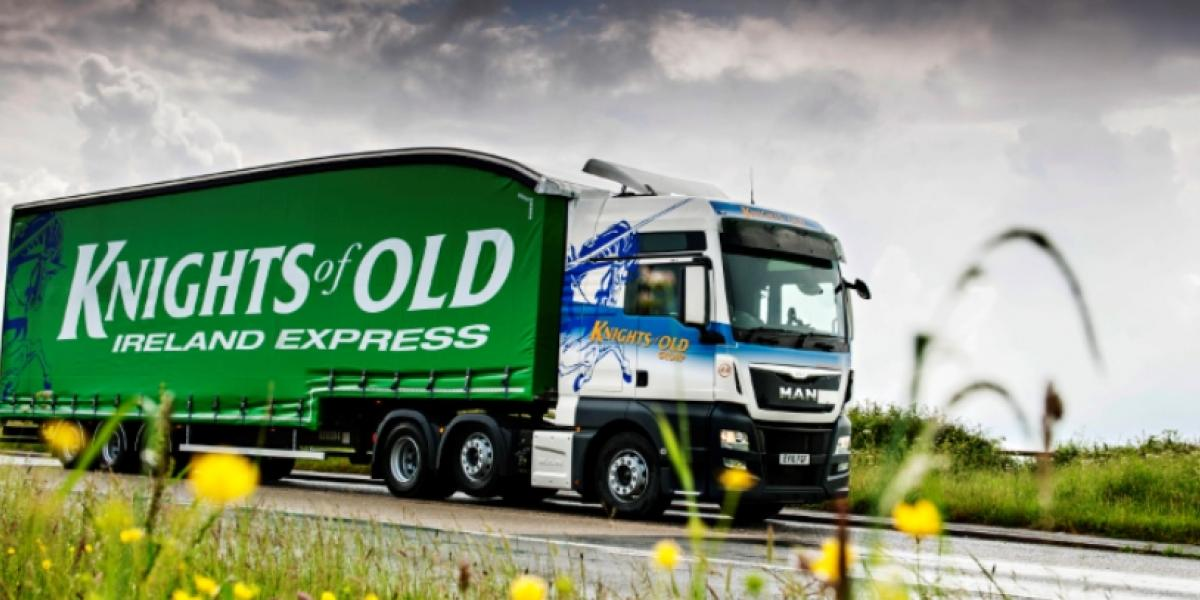 CAE Delivers teams up with Knights Of Old image