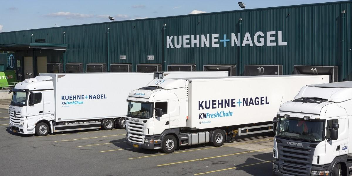 Kuehne + Nagel sells major part of its UK contract logistics portfolio image