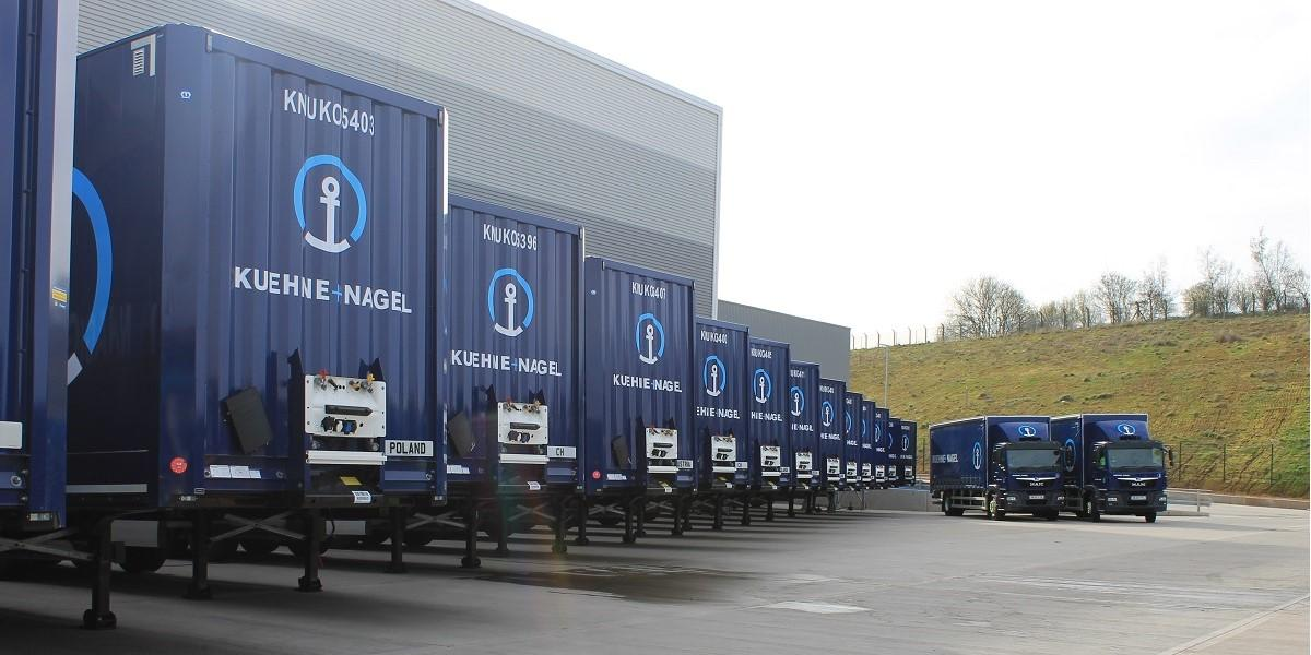 Kuehne + Nagel sustainability