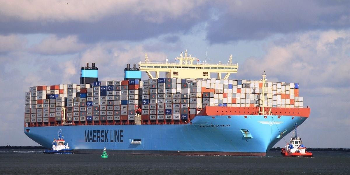 Maersk spots a gap in the market image
