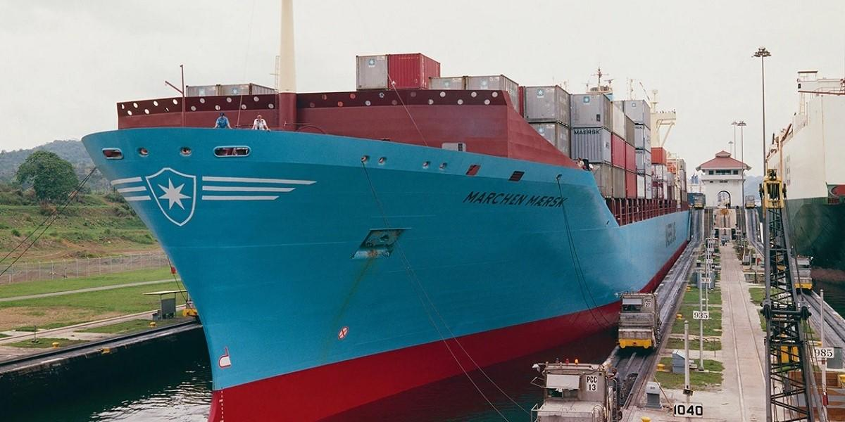 Maersk on the up image