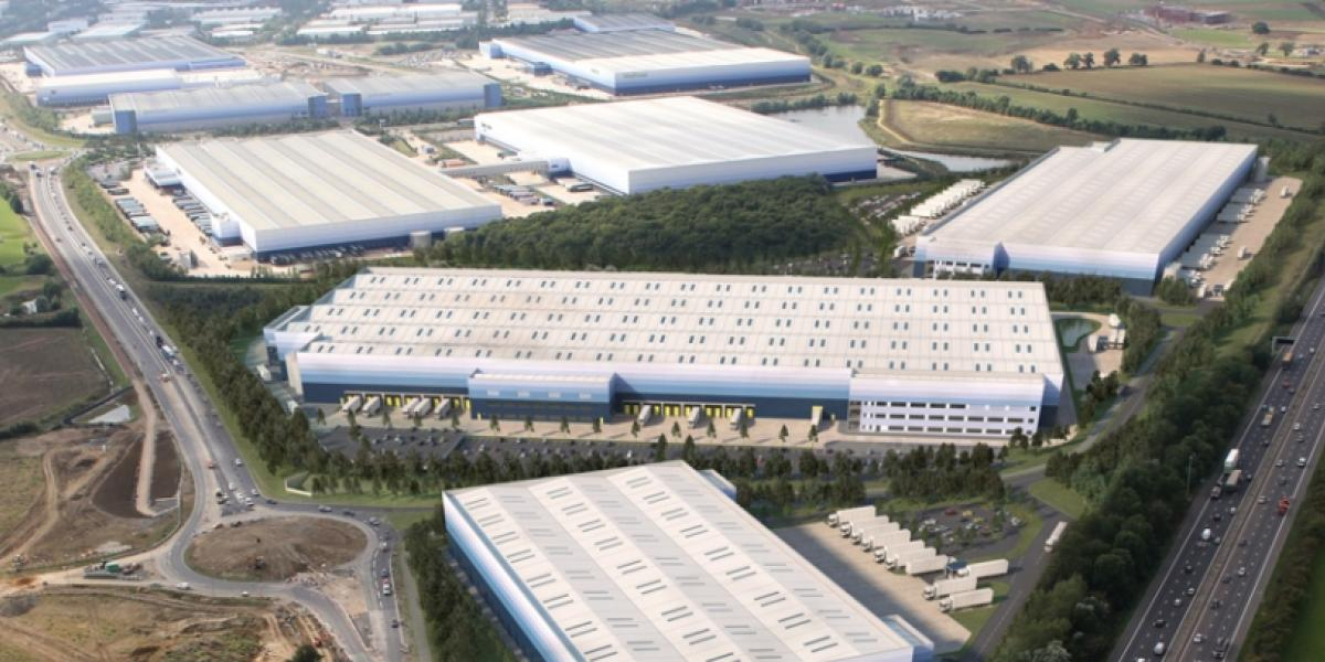 Gazeley acquires 21-acre site at Magna Park, Milton Keynes image