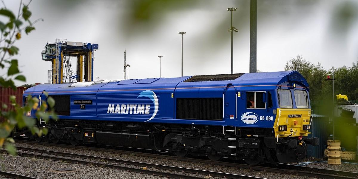 Maritime extends rail offering with Southampton to East Midlands Gateway service image