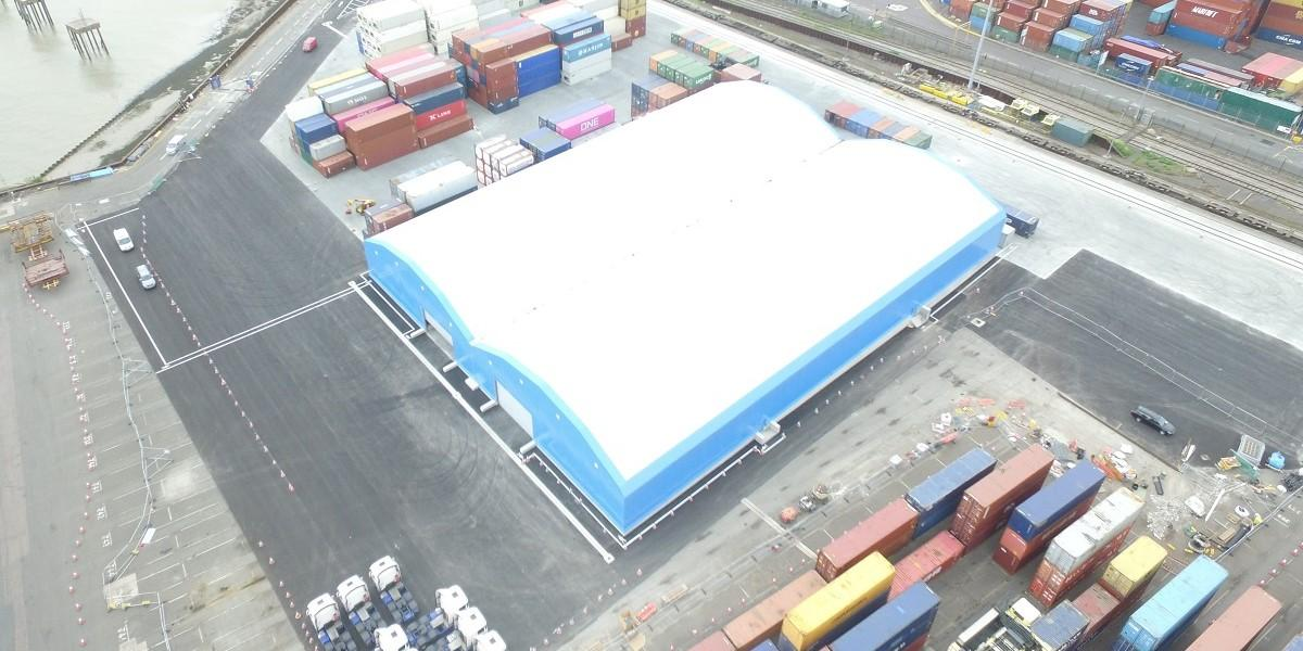 Maritime opens in Tilbury image