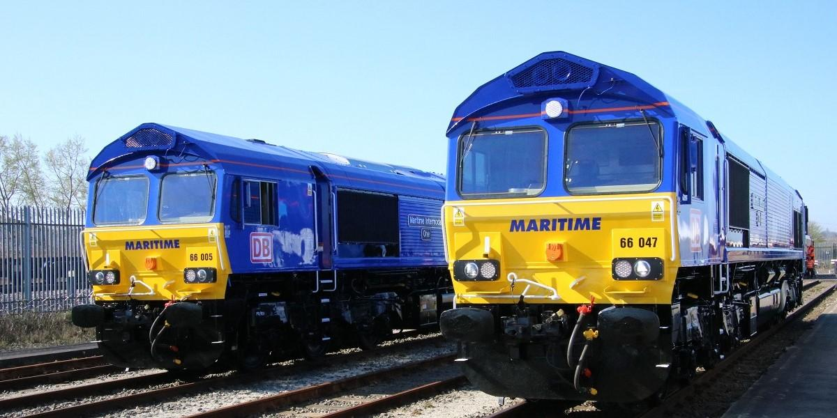 Maritime improves container train loading image