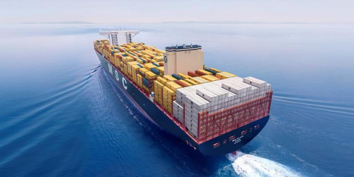 MSC Sustainable shipping