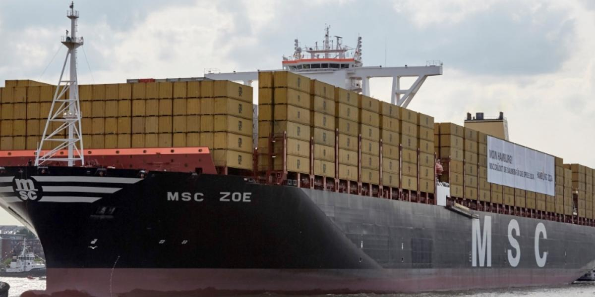 MSC appoints Soren Toft as CEO for Container Shipping & Logistics image