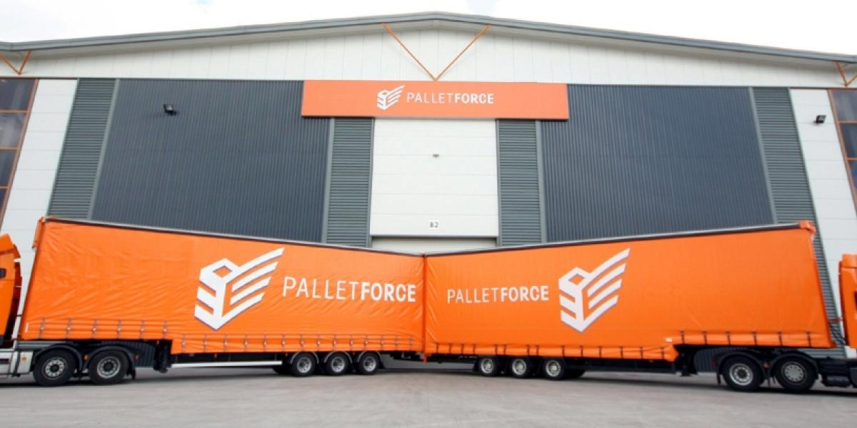 Palletforce first to offer IOW next day service image