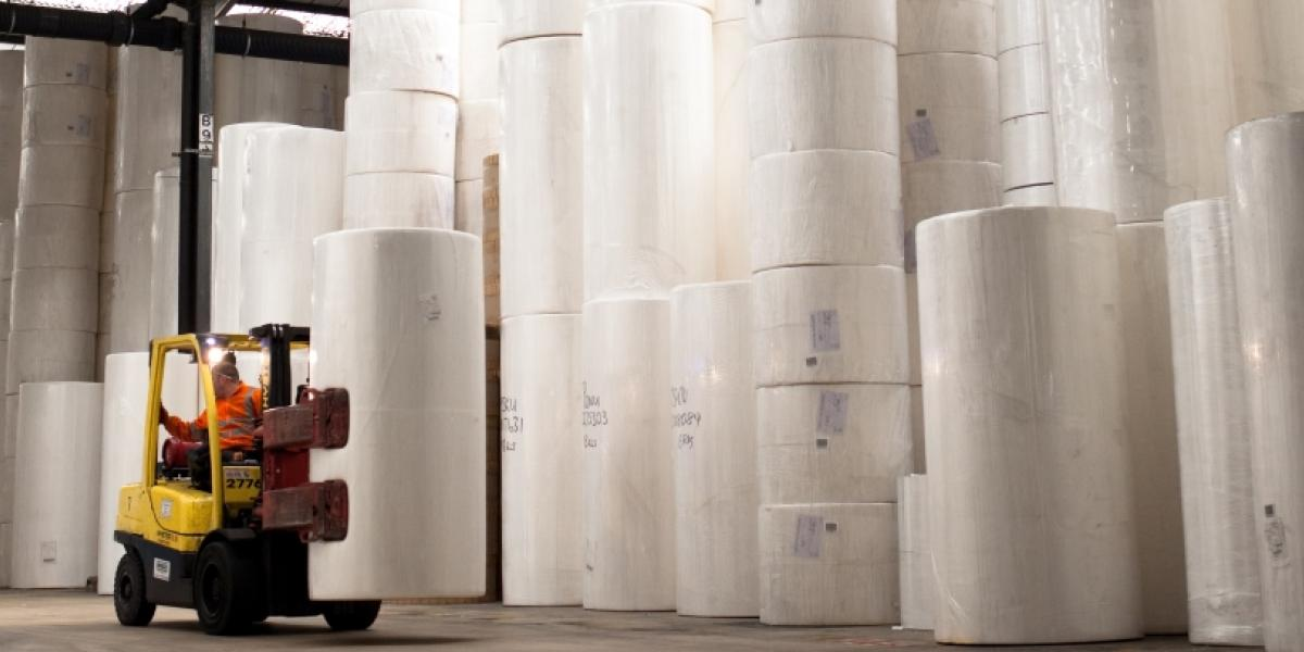 ABP bolsters business with paper company joining Port of Hull image