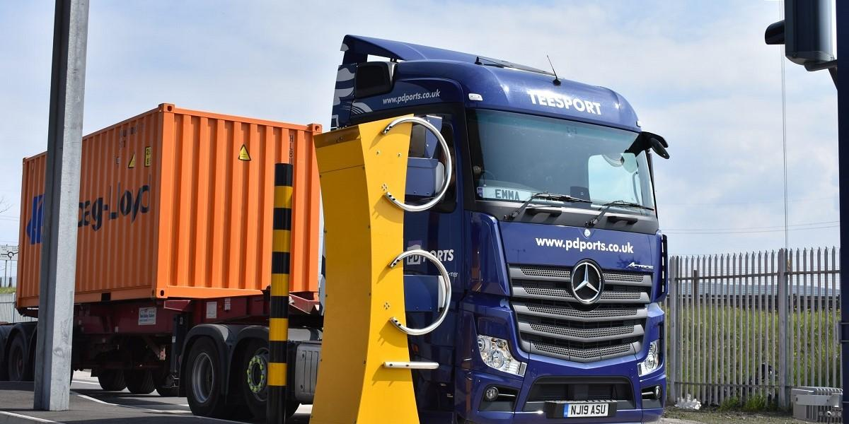 Teesport on track to support international trade growth image