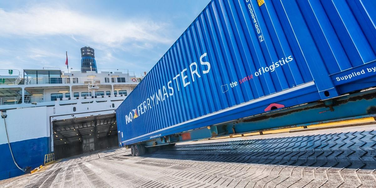 P&O Ferrymasters launches track and trace for containers image