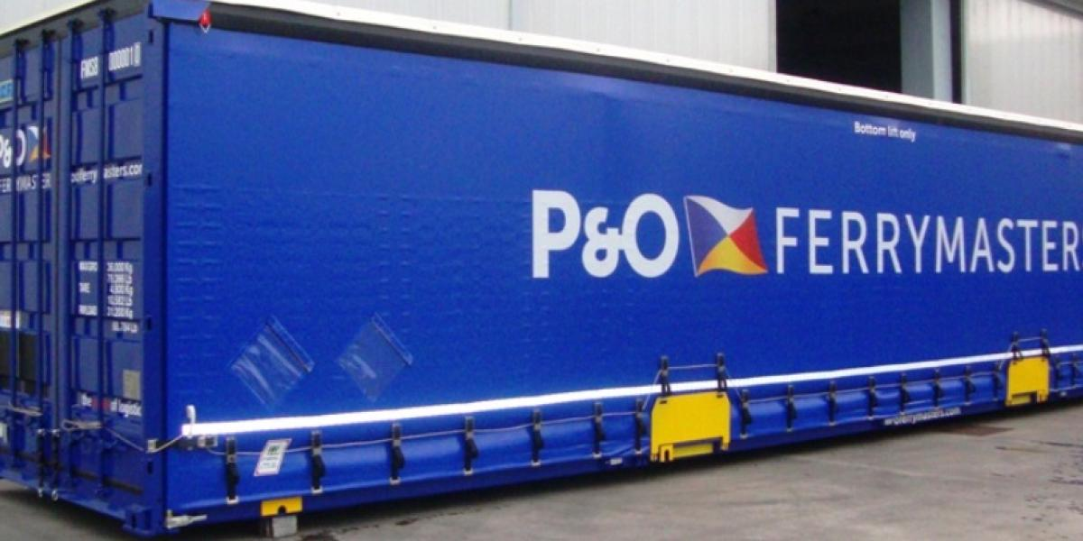 P&O Ferrymasters opens new 17,000 square metre warehouse facility in Rotterdam image