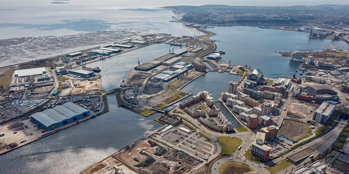 ABP to establish its new 'IT hub' at the Port of Cardiff and hold recruitment event image