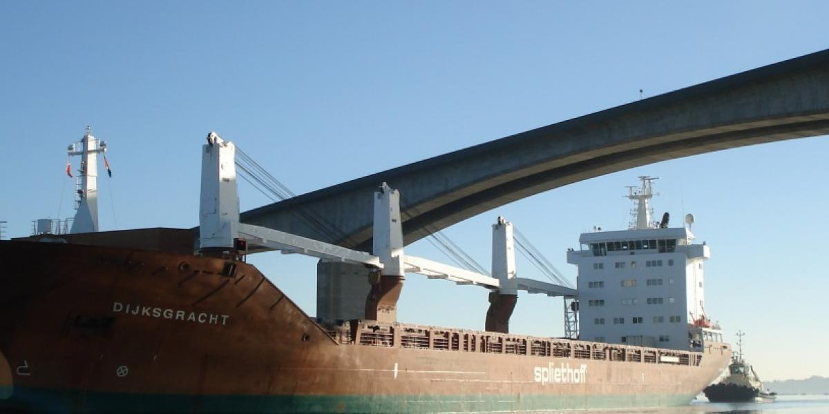 Port of Ipswich is keeping Suffolk trading through Covid 19 crisis image
