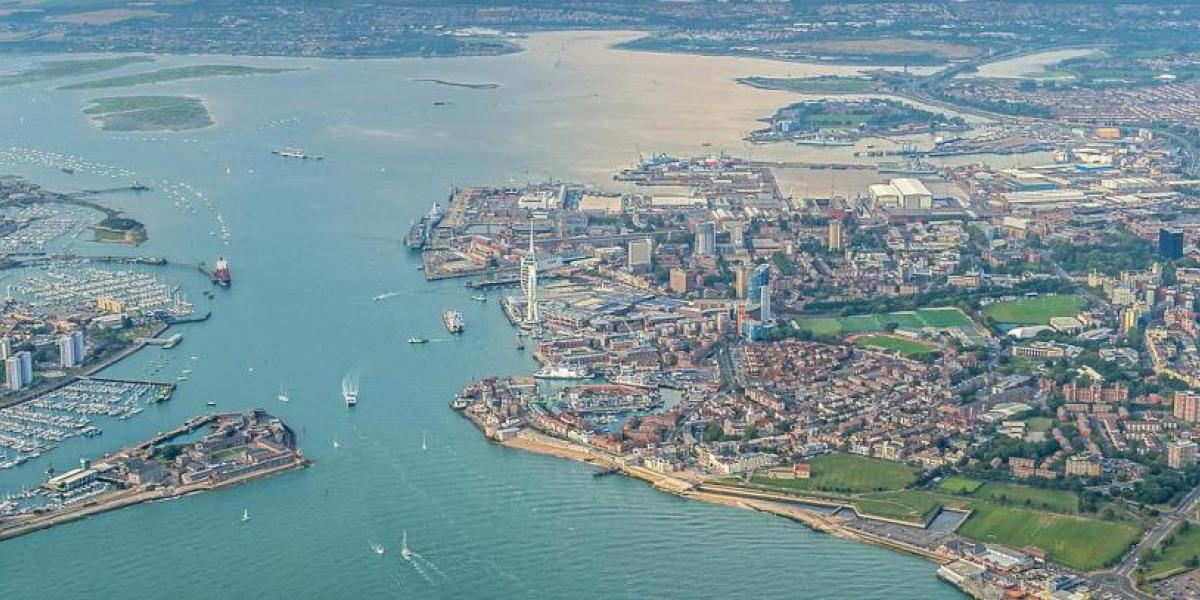 Portico eyes launch of Portsmouth-Antwerp container route image