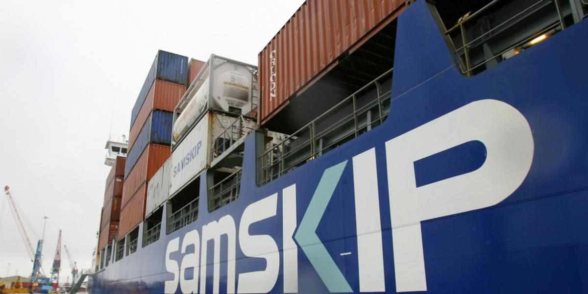 Samskip to connect Portugal and the UK direct image
