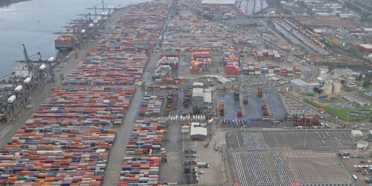 Port of Southampton and Government launch UK first Port Economic Partnership image