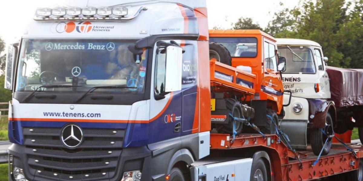 Further Investments in Howard Tenens' Fleet image