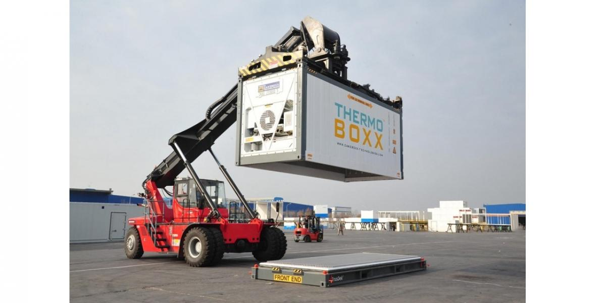 CakeBoxx Technologies announces 'ThermoBoxx™' two-piece reefer containers image