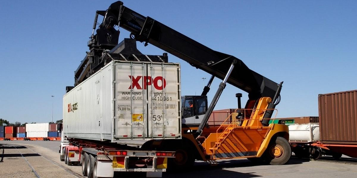 New Irish rail freight service for XPO image