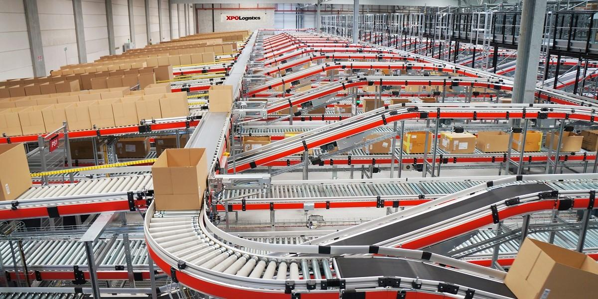 XPO Logistics wins contract to build outsourced warehouse and distribution network for Greene King image