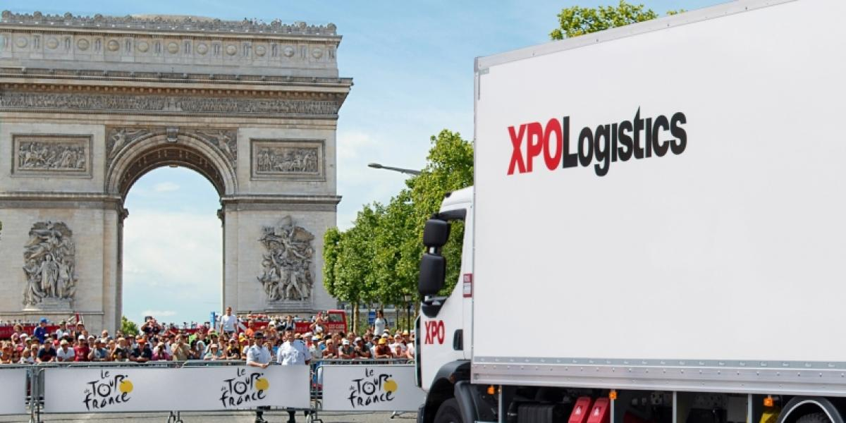 XPO integrates heavy goods last mile tracking with Google image
