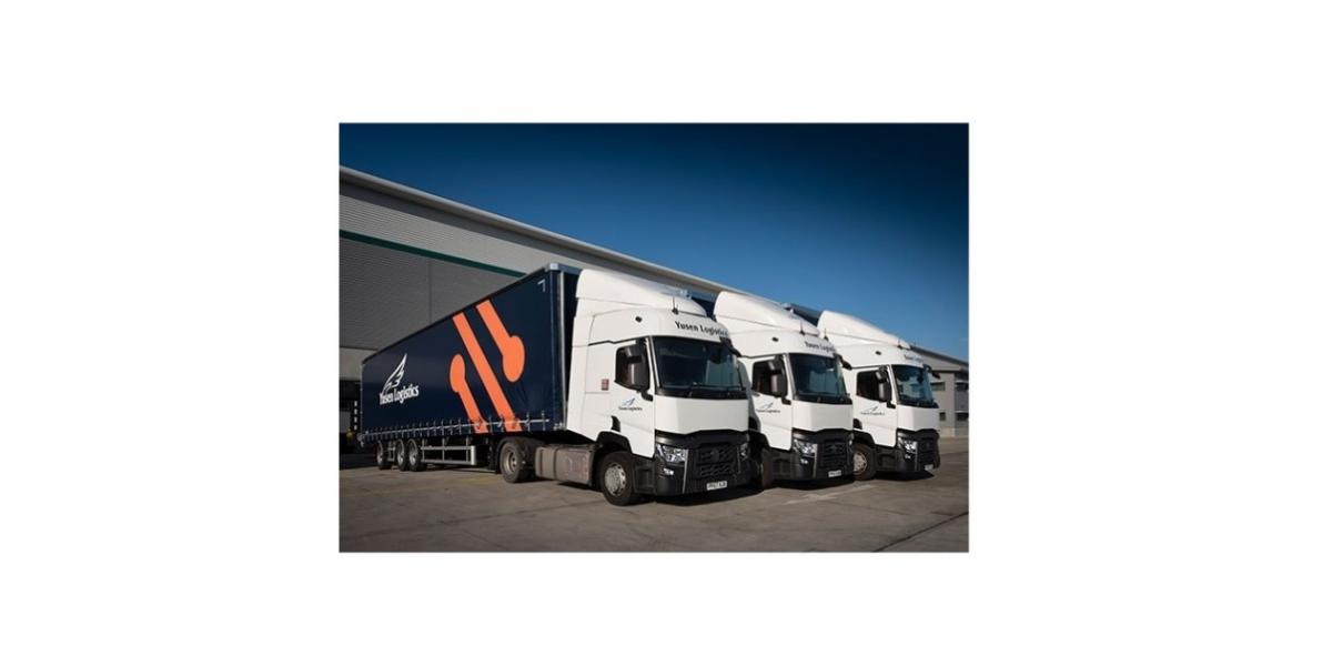 Yusen Logistics' global transformation reaches UK roads