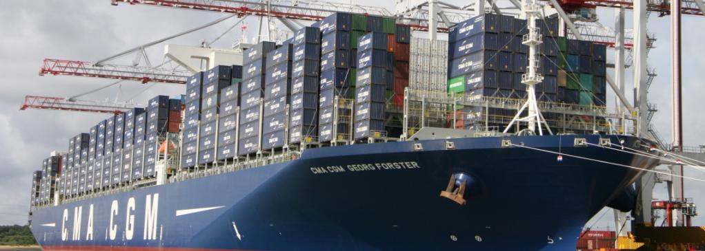 CMA CGM and Port of Dunkirk inaugurate cold ironing system for shore power image