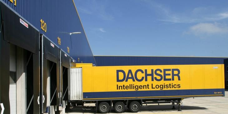 Dachser's new logistics centre in the North of England is now operational image