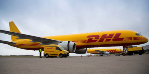 DHL new airline