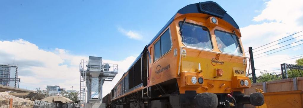 New rail service launched from Port of Felixstowe by GB Railfreight image